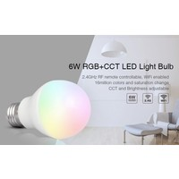 Milight 6 Watt RGB + Warm Wit en Koud Wit E27 CCT Dual White Lamp