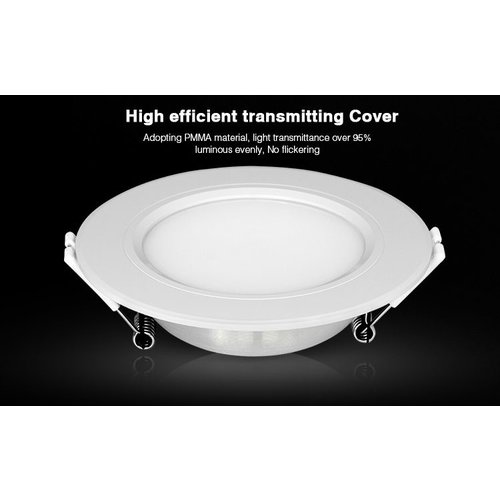 Milight 6 Watt RGB + Warm Wit + Koud Wit CCT Downlight Dual White