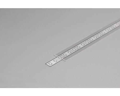 TOPMET Transparante Cover 1m voor 14mm TOPMET profielen