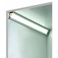 TOPMET Aluminium hoek profiel 2 meter 60/30 graden