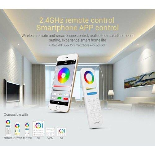Milight RGB LEDStrip Losse Zone controller