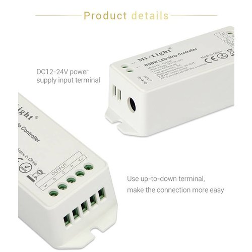 Milight RGBW LED Strip Losse Zone Controller