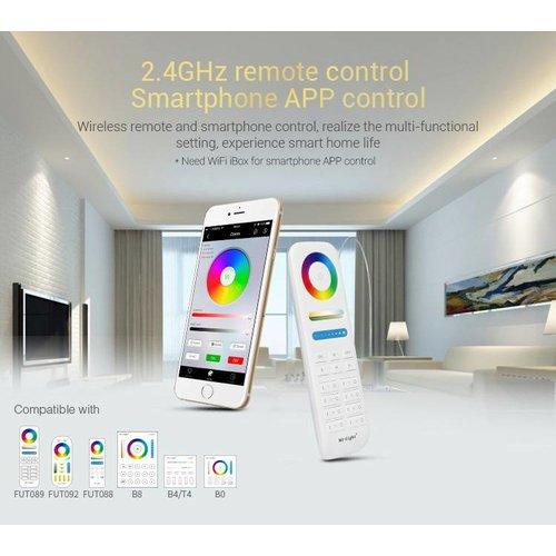 Milight RGB+CCT LEDStrip Losse Zone Controller