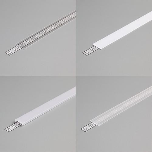LEDStrip profiel covers