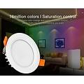 Milight 6 Watt RGB + Warm Wit + Koud Wit CCT Downlight Waterdicht IP54