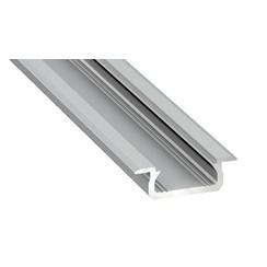 Aluminium Inbouw Profiel Laag 2m