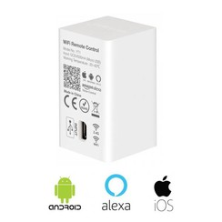 Amazon Alexa WiFi Adapter voor Android en iOS