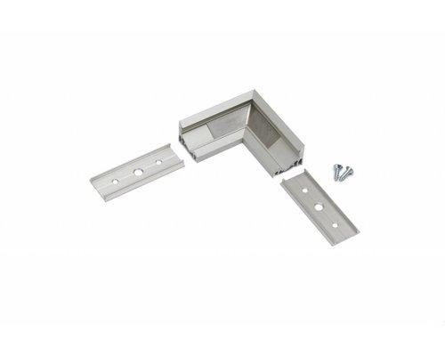 TOPMET 90 graden hoek connector voor 60/30 graden profiel 14mm
