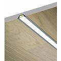 TOPMET Aluminium inbouw profiel 2 meter voor 10mm ledstrips Groove10