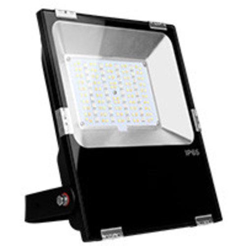 Milight / MiBoxer 50 Watt RGB+CCT LED Floodlight Warm Wit + Koud Wit