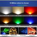 Milight / MiBoxer 20 Watt RGB+CCT LED Floodlight Warm Wit + Koud Wit