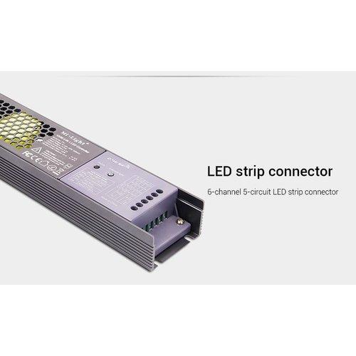 Milight 5in1 100 Watt LED Controller 24 volt RGB+CCT, RGBW, Single Color en DualWhite