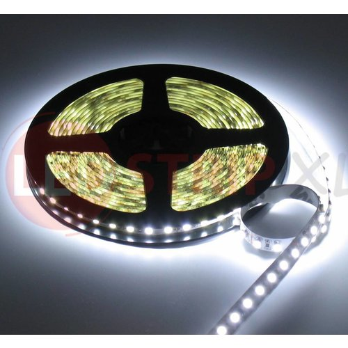 24V LED Strip Koud Wit 10 Meter 120 LED - Ultra