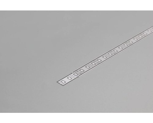 TOPMET SLIM Transparante Cover 2m voor 10mm TOPMET profielen