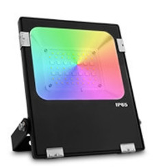 20 Watt RGB+CCT LED Floodlight Warm Wit + Koud Wit
