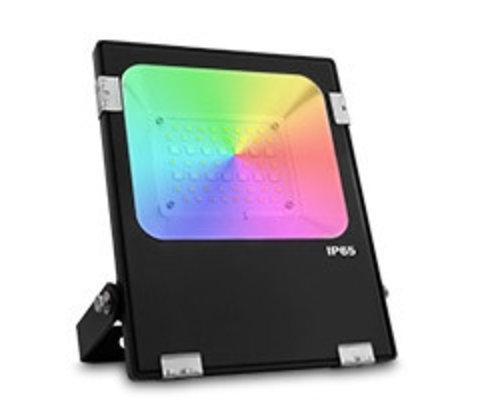 Milight 20 Watt RGB+CCT LED Floodlight Warm Wit + Koud Wit