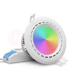 15 Watt RGB + Warm Wit + Koud Wit CCT Downlight Dual White