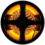 LEDstrip geel, met een amber gloed