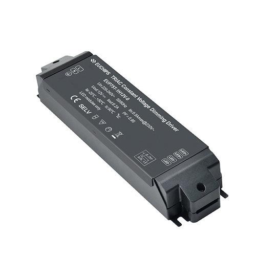 Euchips TRIAC dimbare led driver 12V 75W 6.2A