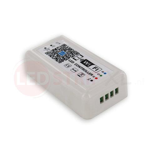 Wifi controller voor RGB ledstrips met app