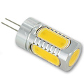 LED Lamp G4 12V Warm Wit 7.5 Watt - Dimbaar