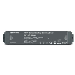 TRIAC/ELV dimbare led driver 24V 150W 6.25A