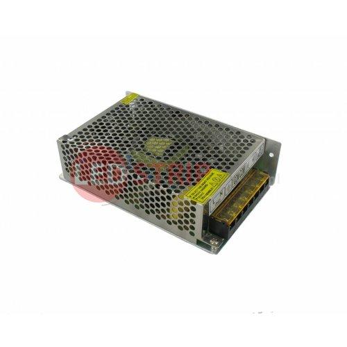 24 Volt LEDStrip Voedingsadapter 5 Ampere Transformator