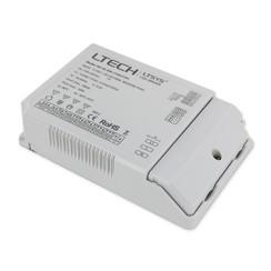 Intelligente LED driver 0/1-10V, PWM/RX en push dimmer