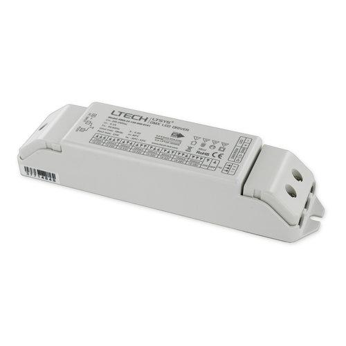 LTECH Intelligente DMX LED driver 25W 150-900mA Constant Current