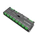 Euchips DMX RGBW Master/Decoder 32 kanalen Max 128A 12-24V