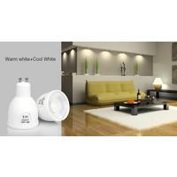 Milight Dual White CCT LED Spot 5 Watt GU10