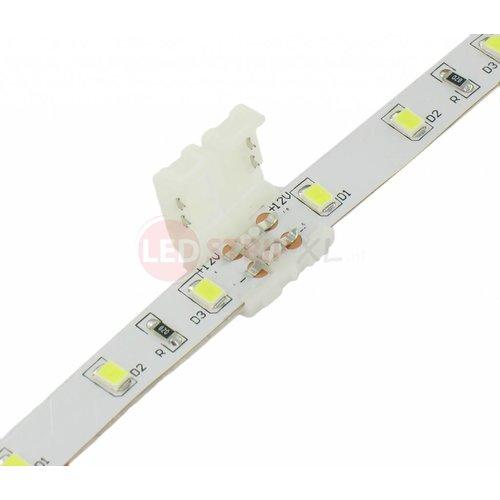 led strip connector koppelstuk 2-aderig, verbinden zonder te solderen