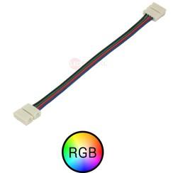RGB LEDstrip Koppelstuk 15cm soldeervrij