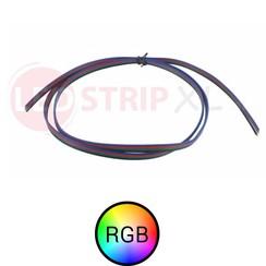 LED Stroomkabel voor RGB strips