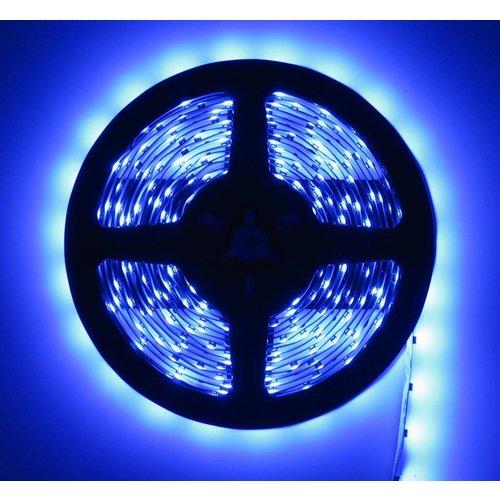 LEDStrip Blauw 5 Meter 60 LED per meter 24 Volt