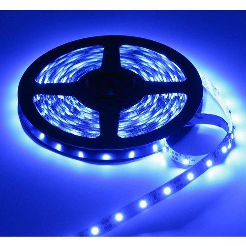 LEDStrip Blauw 10 Meter 60 LED per meter 24 Volt