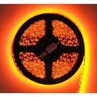 LEDStrip Oranje 5 Meter 120 LED per meter 12 Volt