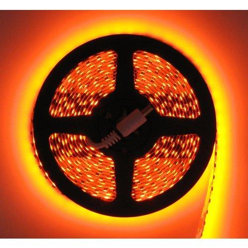 LEDStrip Oranje 1 Meter 120 LED per meter 12 Volt