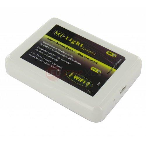 Milight LEDStrip 4-zone dimmer controller met RFafstandsbediening en WiFmodule
