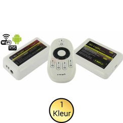 LEDStrip 4-zone dimmer RF+WiFi SET