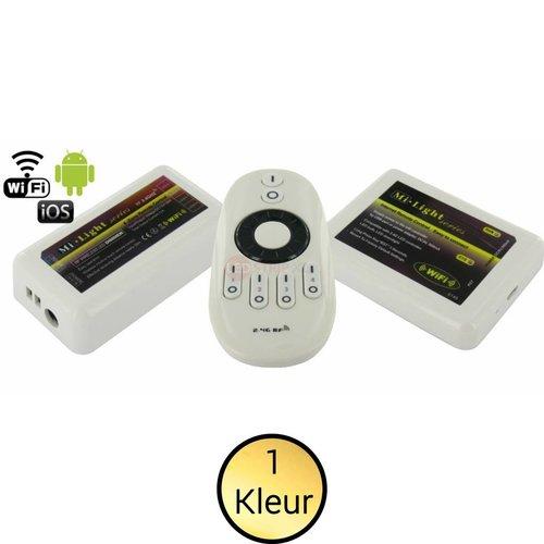 Milight / MiBoxer LEDStrip 4-zone dimmer controller met RFafstandsbediening en WiFmodule