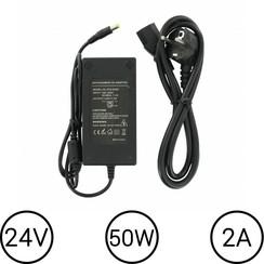 24V LED Voeding 2 Ampère 50W