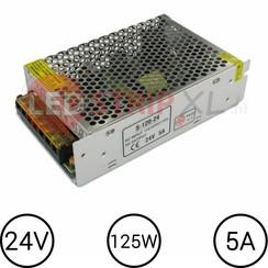 24V LED Voeding 5 Ampère 125W