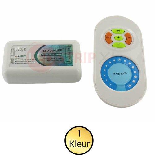 ledstrip 2.4Ghz RF touch dimmer voor enkelkleurige LED strips