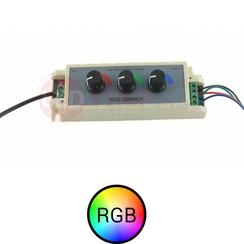 RGB LEDStrip draai dimmer