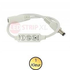 LEDStrip mini controller enkelkleurig