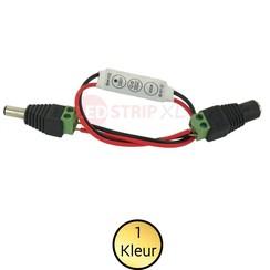 LEDStrip mini controller enkelkleurig los