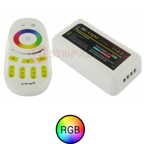 Milight / MiBoxer RGB (multikleur) LEDStrip 4-zone RF SET