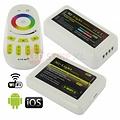 Milight / MiBoxer RGB LEDStrip 4-Zone RF controller en WiFi module SET