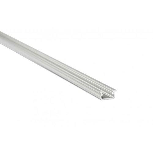 Lumines Aluminium Inbouw Profiel Middel 2 meter
